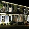 La Villa Brignac de nuit