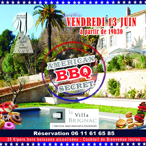 BBQLaVillaBrignacle13 juin2014
